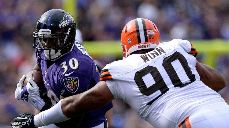 Report: Ravens RB Bernard Pierce 'fully cleared' for training camp