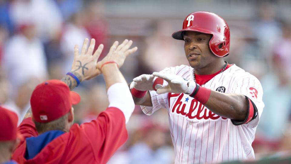 Reds and Phillies reportedly continue talks involving Marlon Byrd