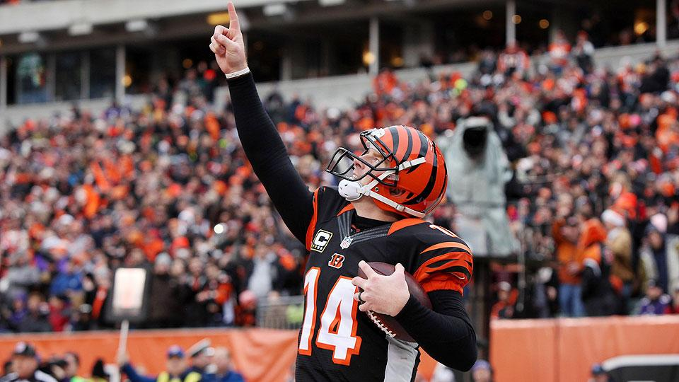 Bengals' high opinion of Andy Dalton reflects new normal for QB contracts