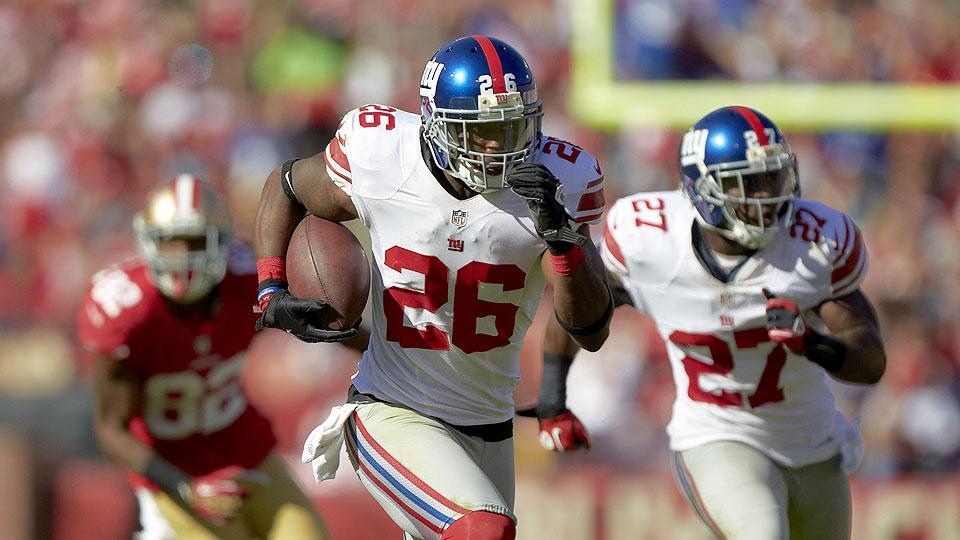 Antrel Rolle on the new-look Giants and what lies ahead for Eli Manning