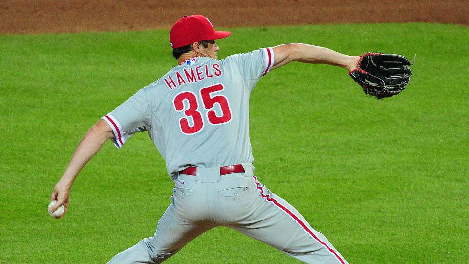 Report: Phillies telling teams Cole Hamels is not available