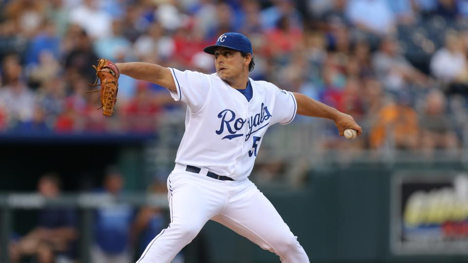 Ned Yost: 'unlikely' Jason Vargas starts Sunday
