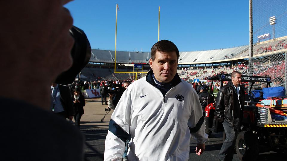 Report: Jay Paterno sues Penn State over lost coaching career