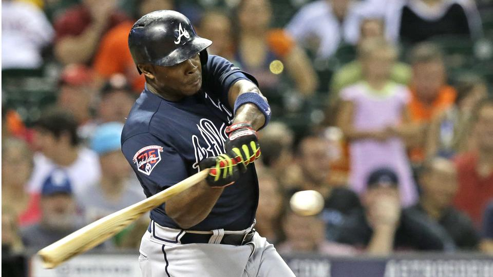 Braves manager Fredi Gonzalez upset by Justin Upton's lack of hustle