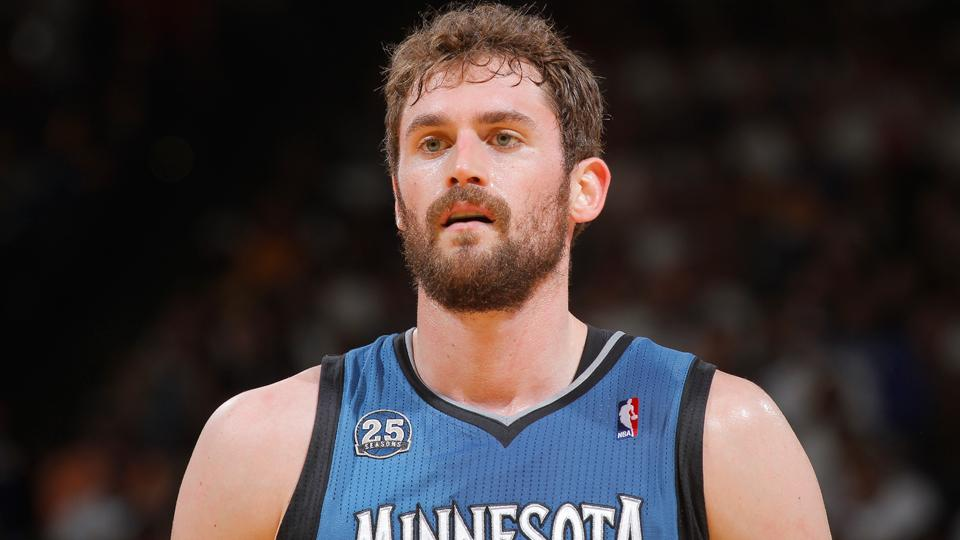 Report: Kevin Love trade talks narrowed to Cleveland Cavaliers