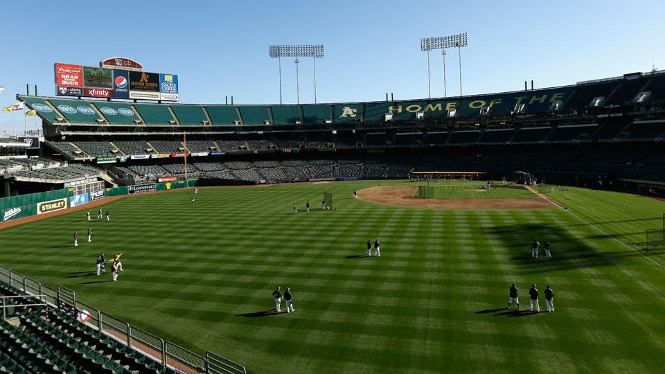 Oakland A's reach 10-year lease agreement with O.co Coliseum
