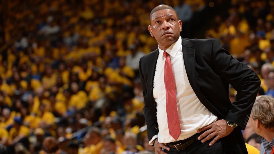 Clippers sign Doc Rivers to five-year contract extension