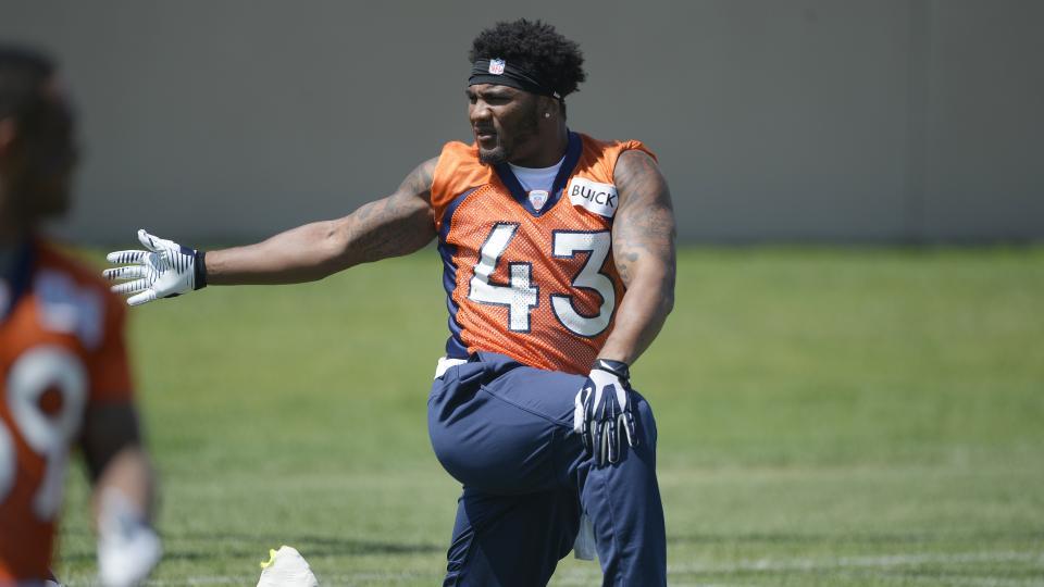 Denver Broncos safety T.J. Ward's assault hearing pushed to August