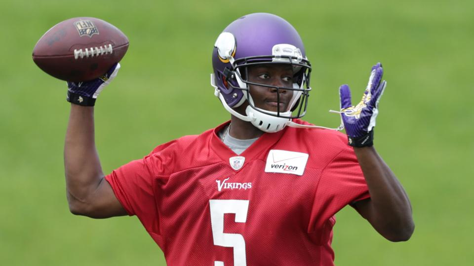 Vikings QB Teddy Bridgewater to get first-team reps in preseason opener