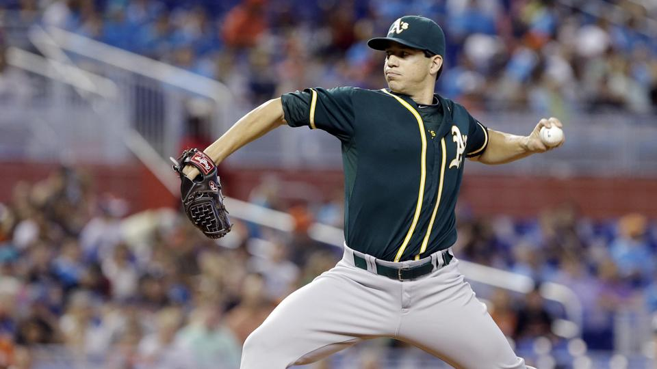 Report: Athletics pitcher Tommy Milone asks for trade
