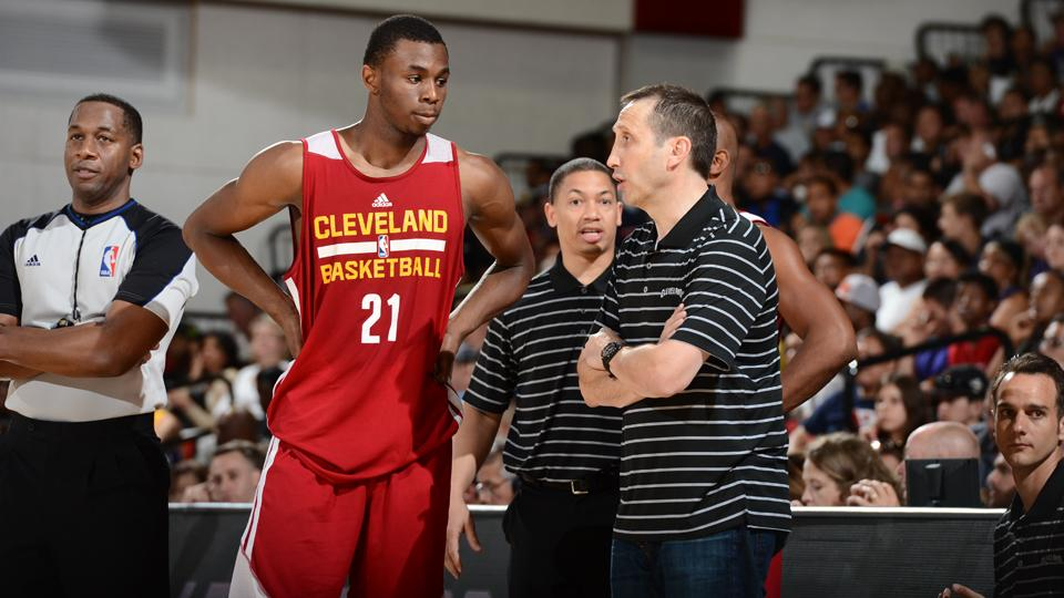 Report: Andrew Wiggins to sign with Cavaliers