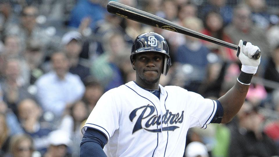 Padres' Cameron Maybin suspended 25 games for amphetamine use