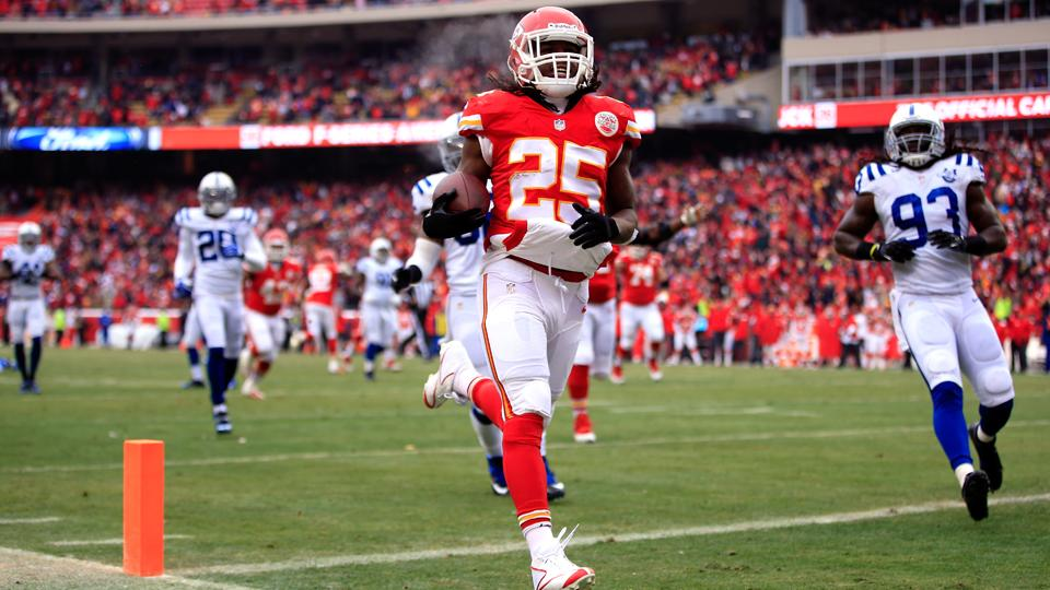 Report: Jamaal Charles, Chiefs agree to two-year extension