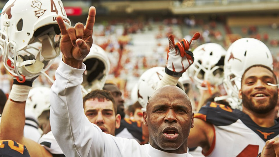 Texas coach Charlie Strong confirms player dismissals, suspensions