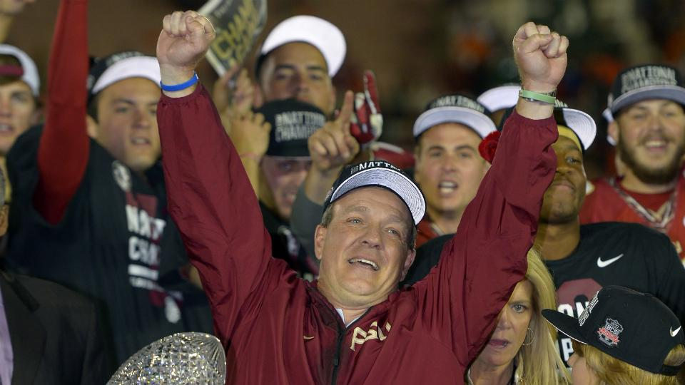 Florida State, Alabama betting favorites to win national title