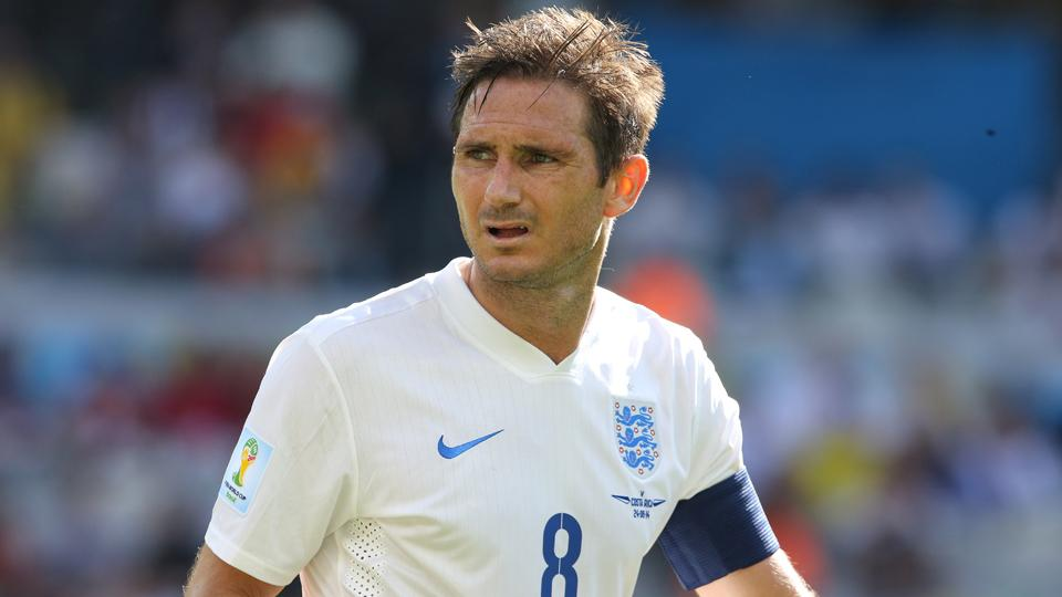England midfielder Frank Lampard is set to be introduced as NYCFC's newest signing on Thursday.