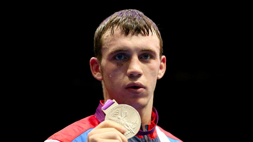Welsh boxer Fred Evans banned from Commonwealth Games