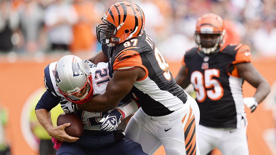 Geno Atkins, Ndamukong Suh among NFL's top 10 interior D-linemen