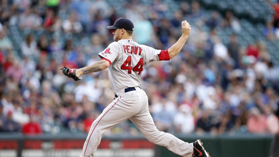 Report: Jake Peavy 'not close' to being traded