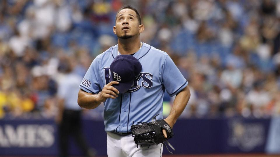 Rays place Joel Peralta on disabled list due to chikungunya virus