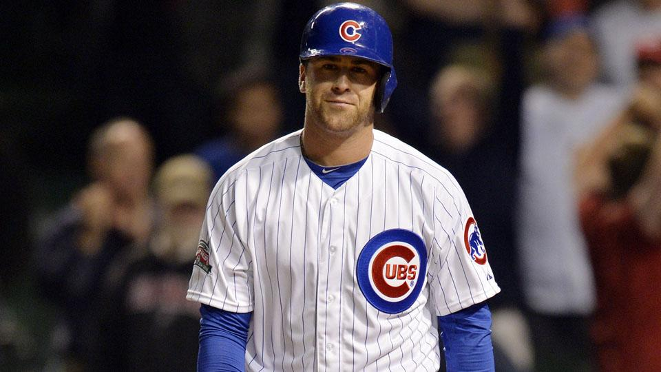 Cubs send Mike Olt to Triple A, promote two minor leaguers