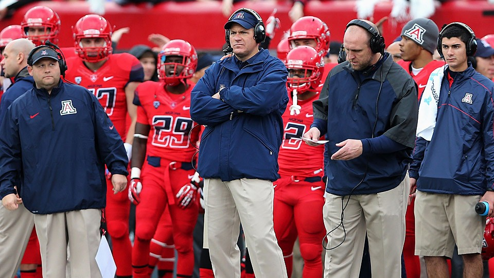 His innovative offense now the norm, Rich Rodriguez must keep evolving