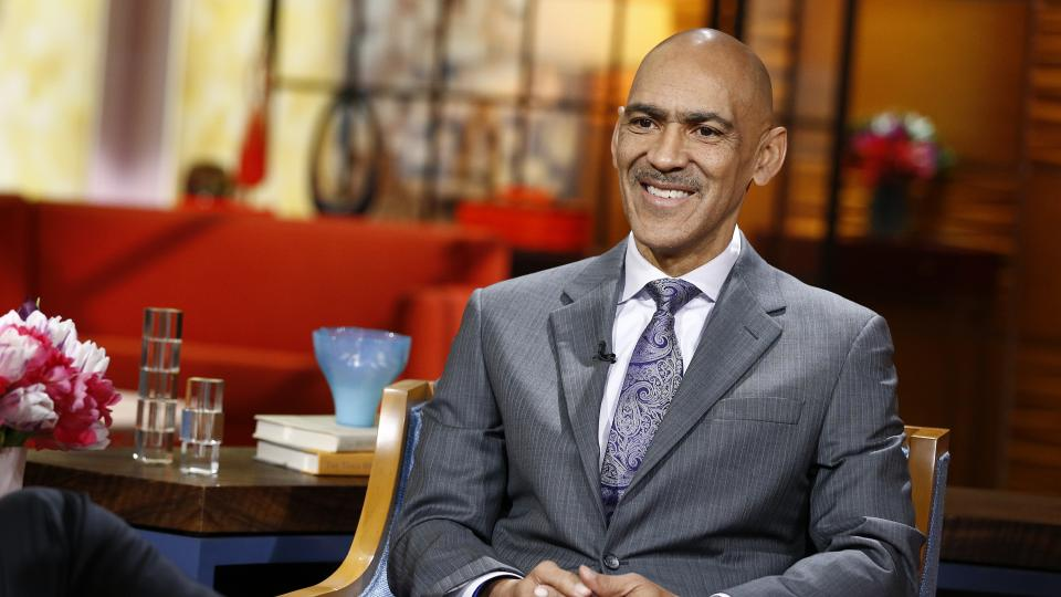 Dungy on Sam: 'Even though I don't agree with his lifestyle, I love him'