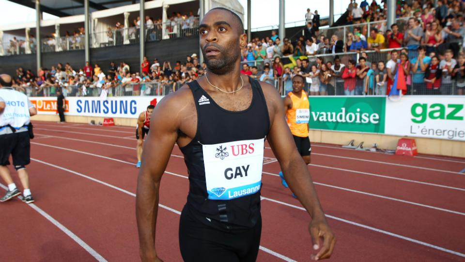 Usain Bolt says Tyson Gay's shortened ban is 'sending a bad message'
