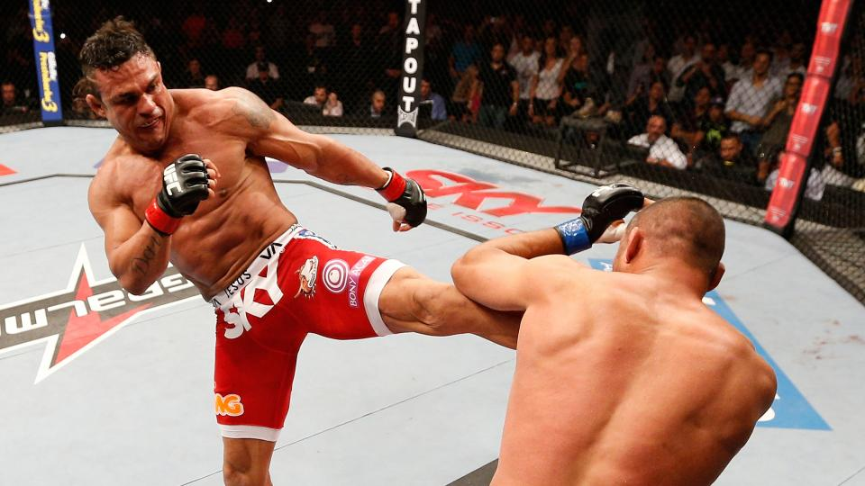 Belfort receives conditional license for December fight vs. Weidman