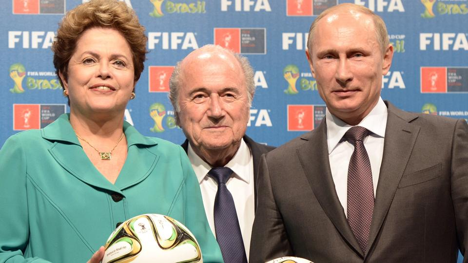 German politicians question suitability of 2018 World Cup
