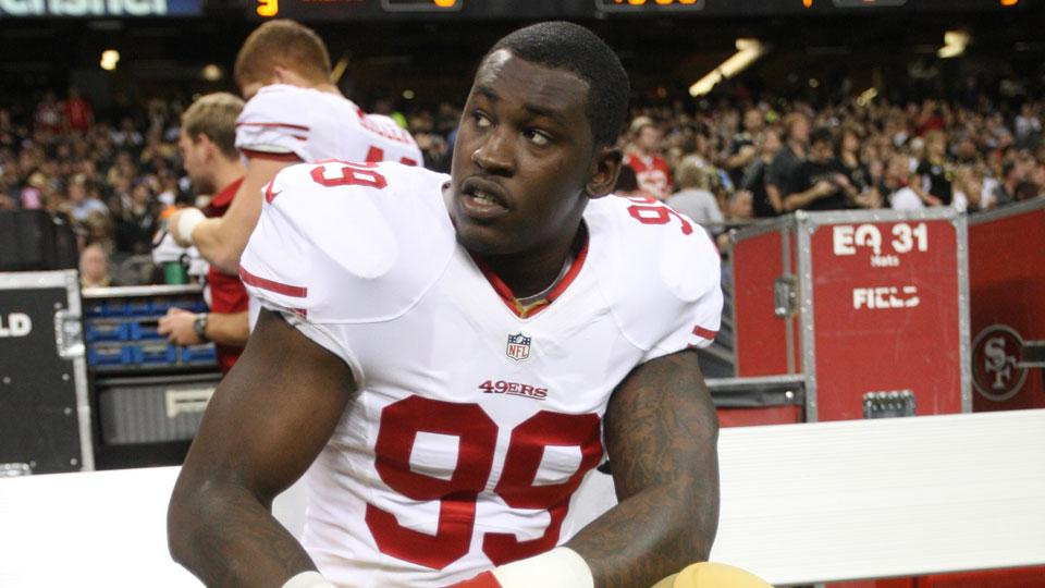 Report: Aldon Smith says he's remained sober since leaving rehab