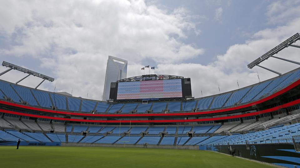 Panthers not asking for additional public funds for stadium