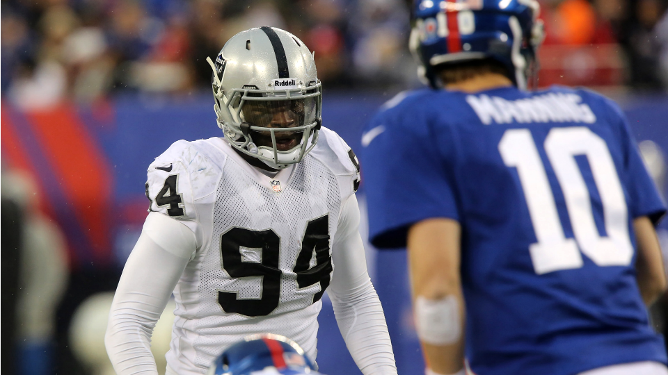 Report: Raiders release veteran LB Kevin Burnett