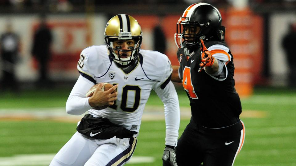 Report: Washington QB Cyler Miles suspended for season opener