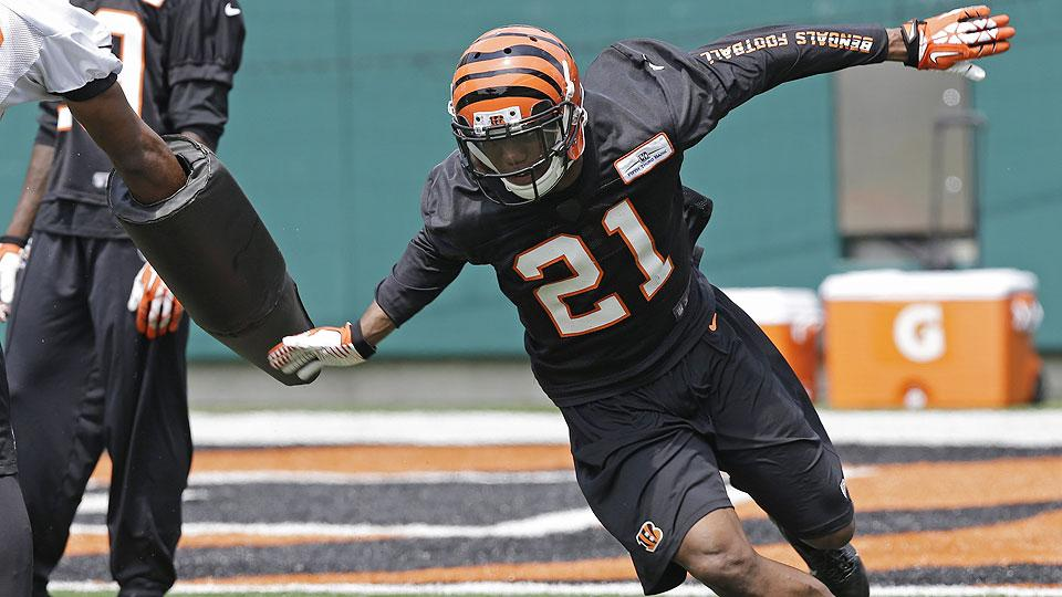 Rookie Darqueze Dennard ready to help Bengals, if NFL officials let him