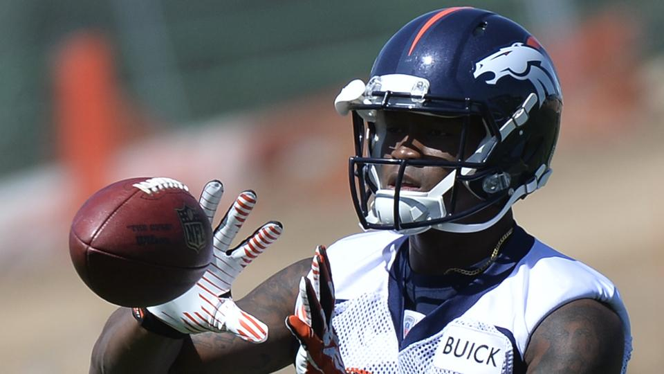 Broncos WR Demaryius Thomas excused from camp to attend funeral