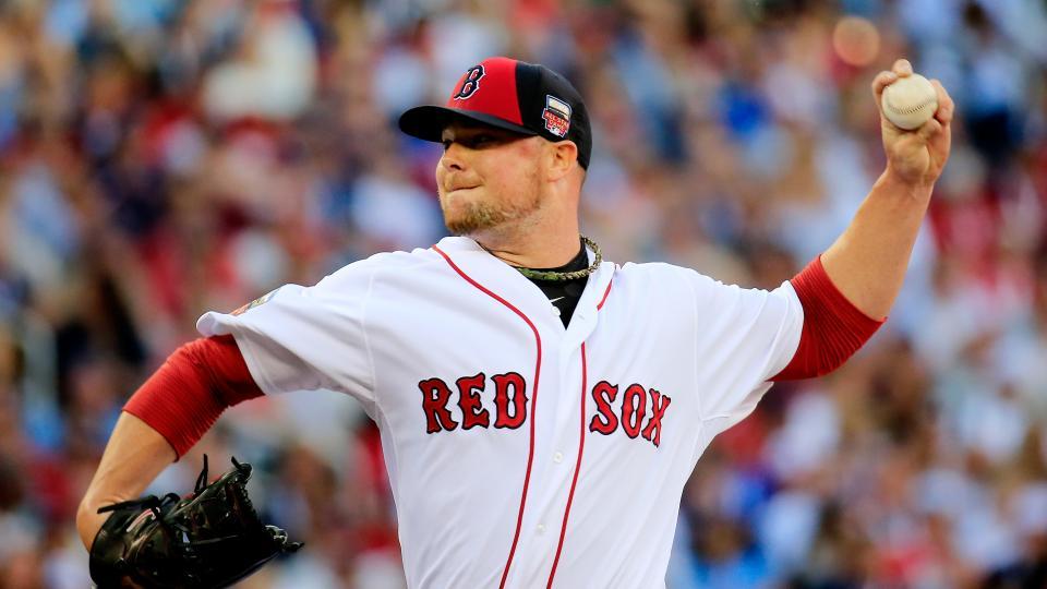 Red Sox trade Jon Lester, Jonny Gomes to A's for Yoenis Cespedes