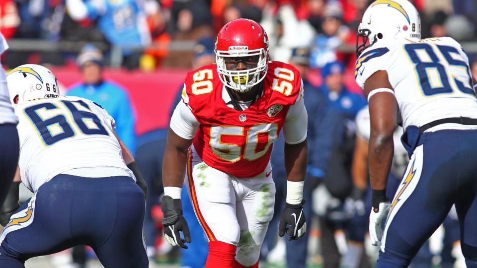 Report: Chiefs, Justin Houston far apart in contract talks