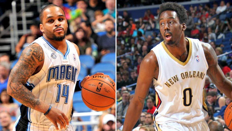 Mavs round out offseason by adding Jameer Nelson and Al-Farouq Aminu