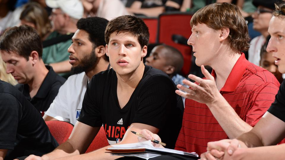 Bulls GM Forman on McDermott: 'a fit with this team in the long term'