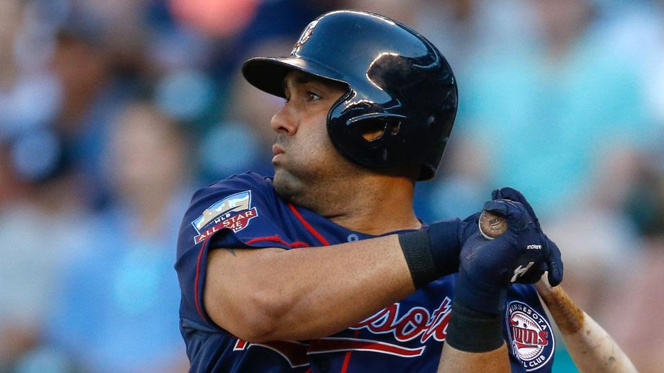 Mariners acquire Kendrys Morales from Twins