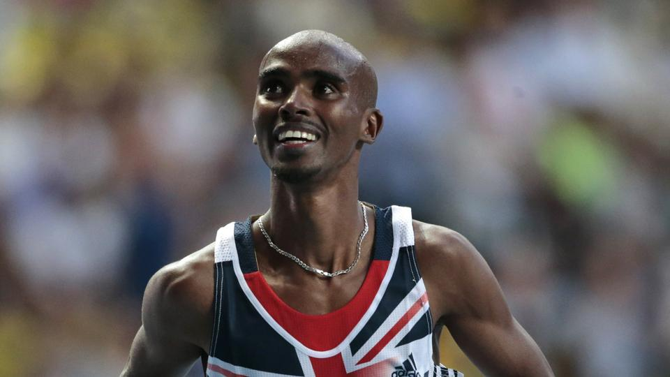 Olympic gold medalist Mo Farah out of Commonwealth Games, citing illness
