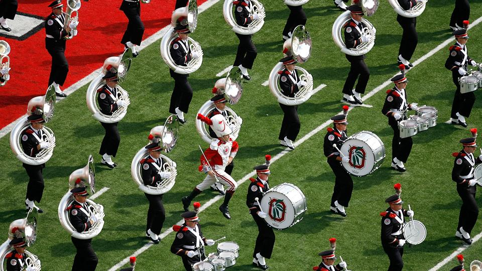 Ohio State fires marching band director over 'sexualized' culture