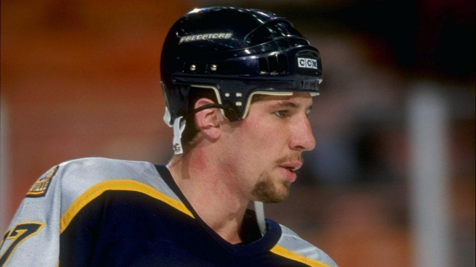 Former NHL player Patrick Cote sentenced for bank robberies