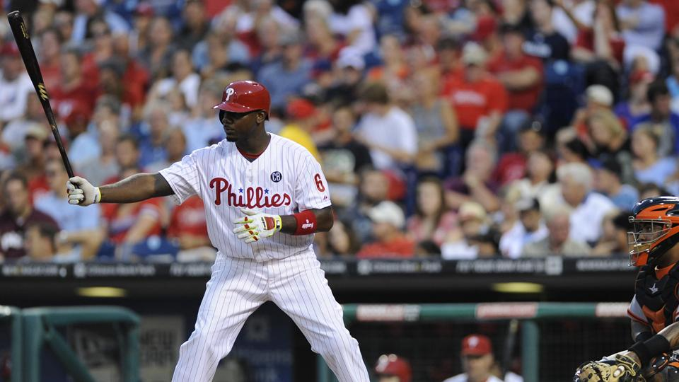 Report: Phillies have discussed releasing Ryan Howard