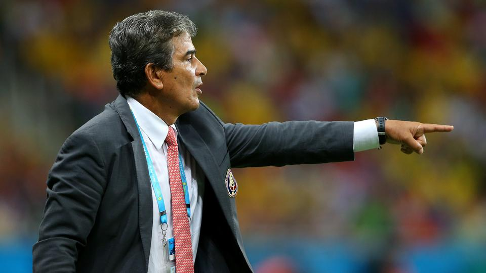 Costa Rica coach Jorge Luis Pinto won't return after failed negotiations