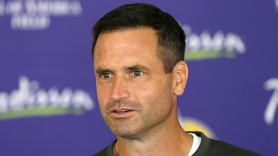 Vikings' Mike Priefer makes first public comments since suspension