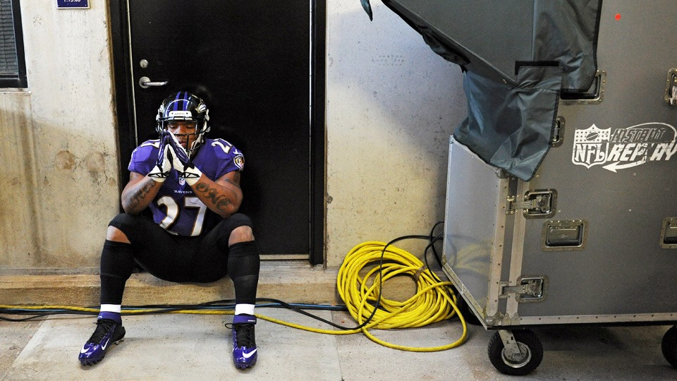 Lenient penalty for Ray Rice troubling proof of where NFL's priorities lie