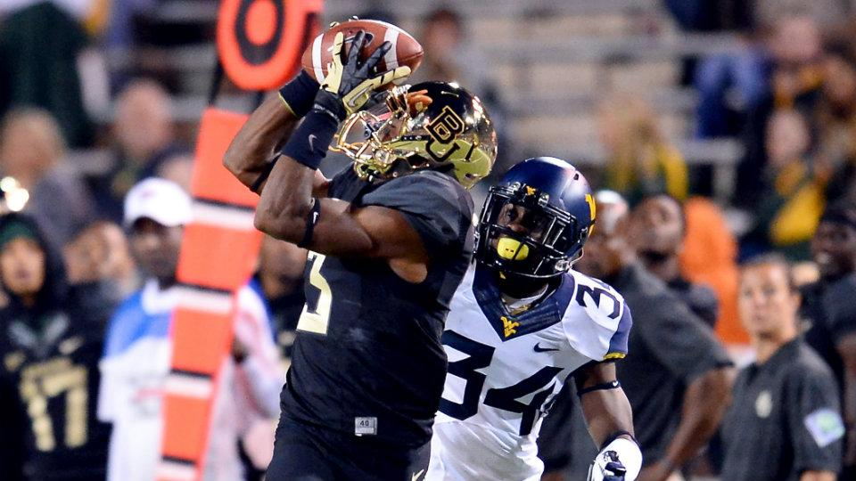 Report: Former Baylor receiver to transfer to Bowling Green