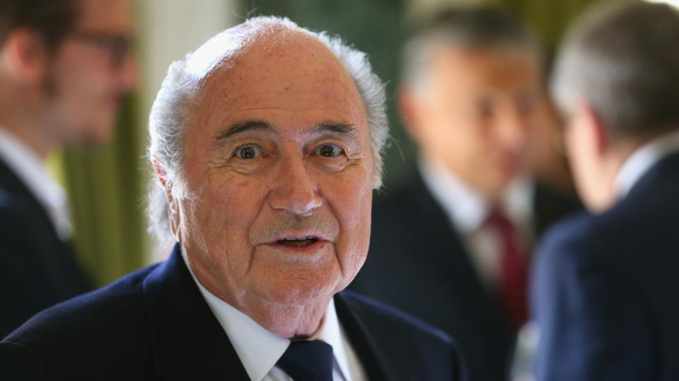FIFA president Sepp Blatter: Qatar committed to 'positive social change'